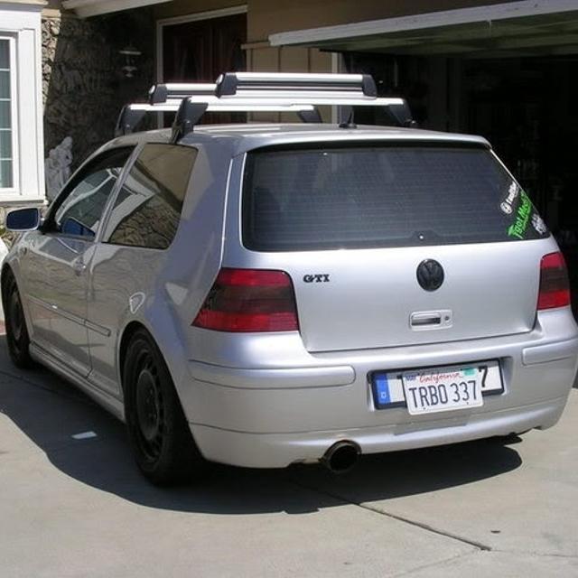 Best Volkswagen Mk4 Gti Golf Coupe Ski Roof Rack For Sale