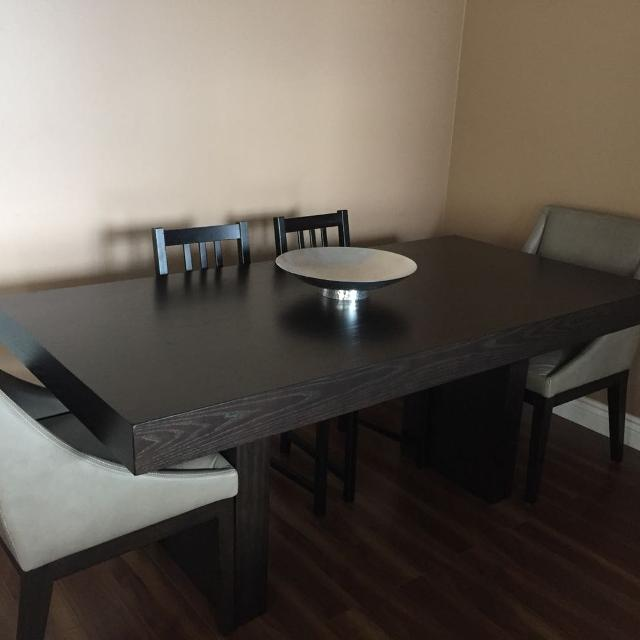 Find More West Elm Terra Dining Table Rarely Used For