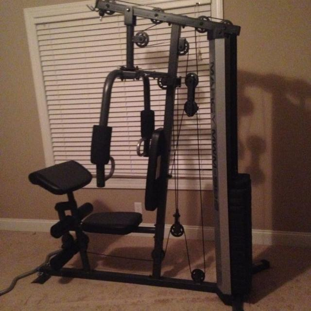 Marcy Home Gym *Final Reduction*