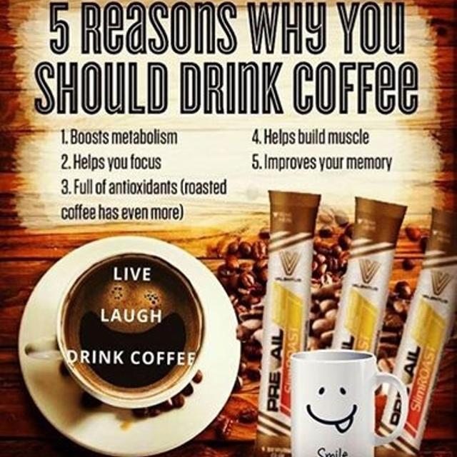 Valentus Slim Roast Coffee