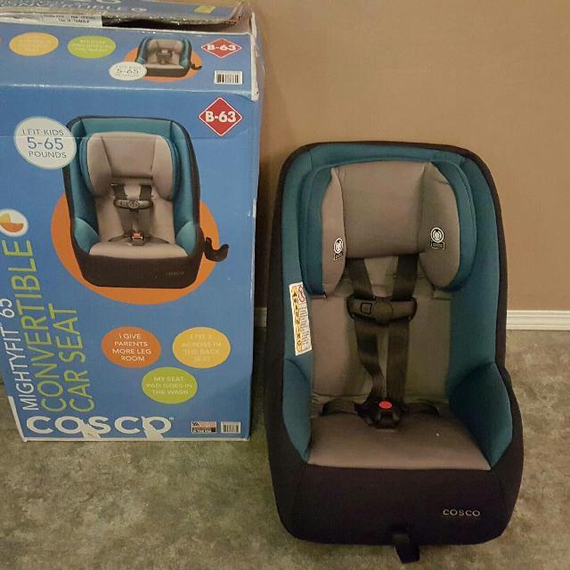 New Cosco Mightyfit 65 Car Seat