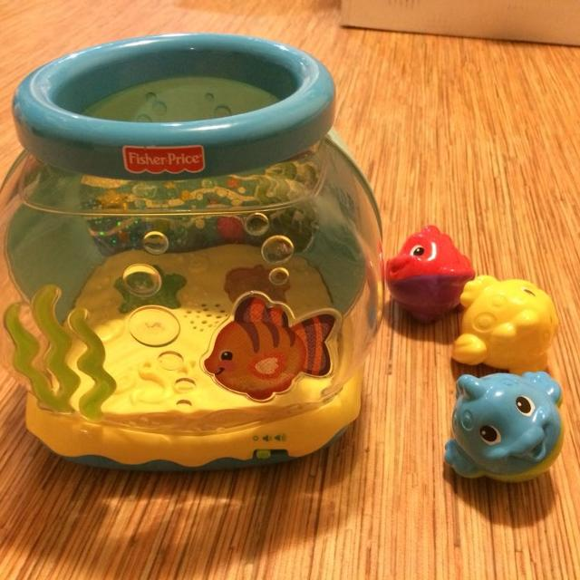Find more Fisher Price Fish Bowl for sale at up to 90% off