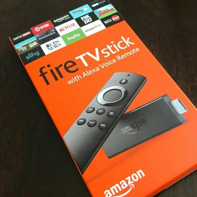 Jailbroken Amazon Fire stick  Fully loaded kodi jarvis 16 1  Over 3000 add  ons!