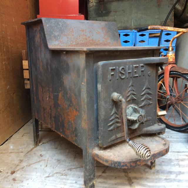 Fisher (Baby Bear) Wood Stove - Best Fisher (baby Bear) Wood Stove For Sale In Cecil County