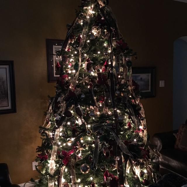 9 Mountain King Christmas Tree Please Read Description