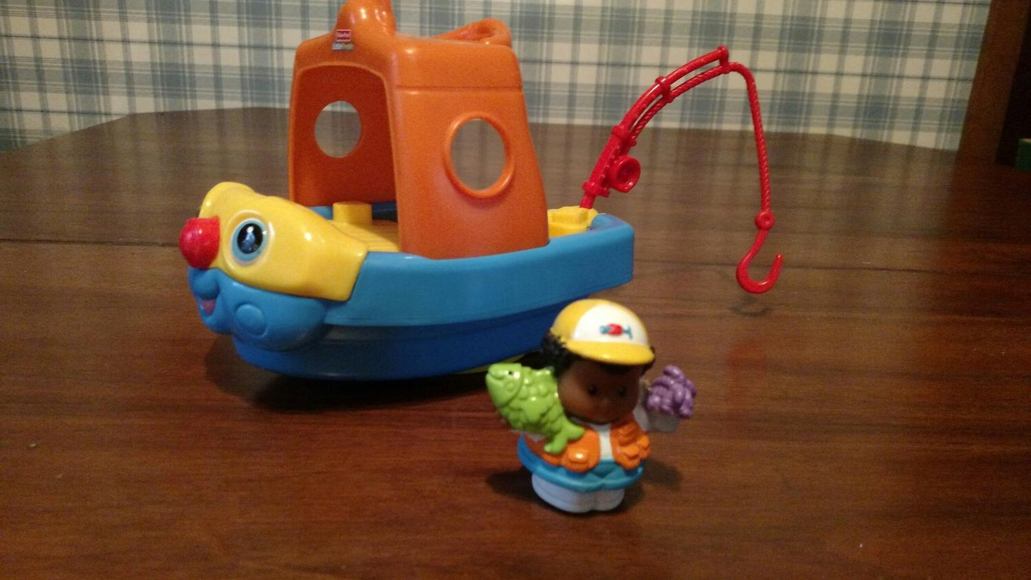 Find more Little People Tug Boat for sale at up to 90% off