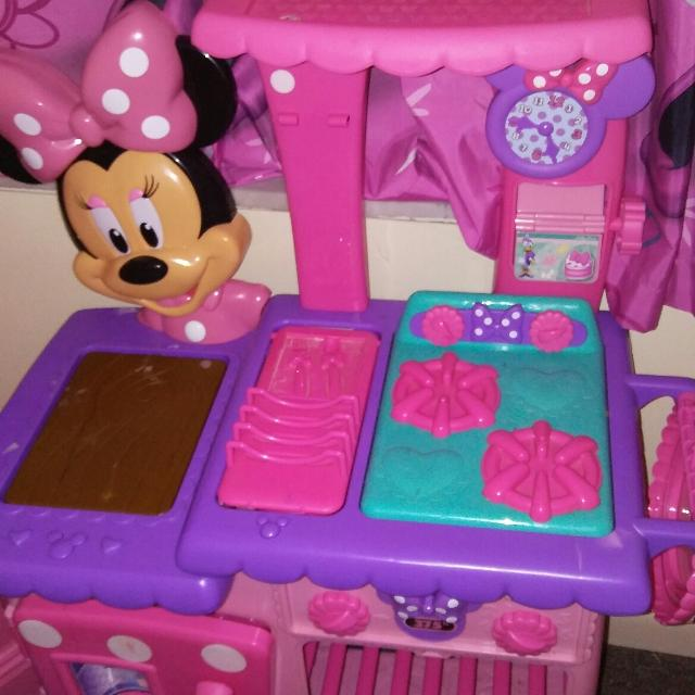 Find more Minnie Mouse Kitchen for sale at up to 90% off