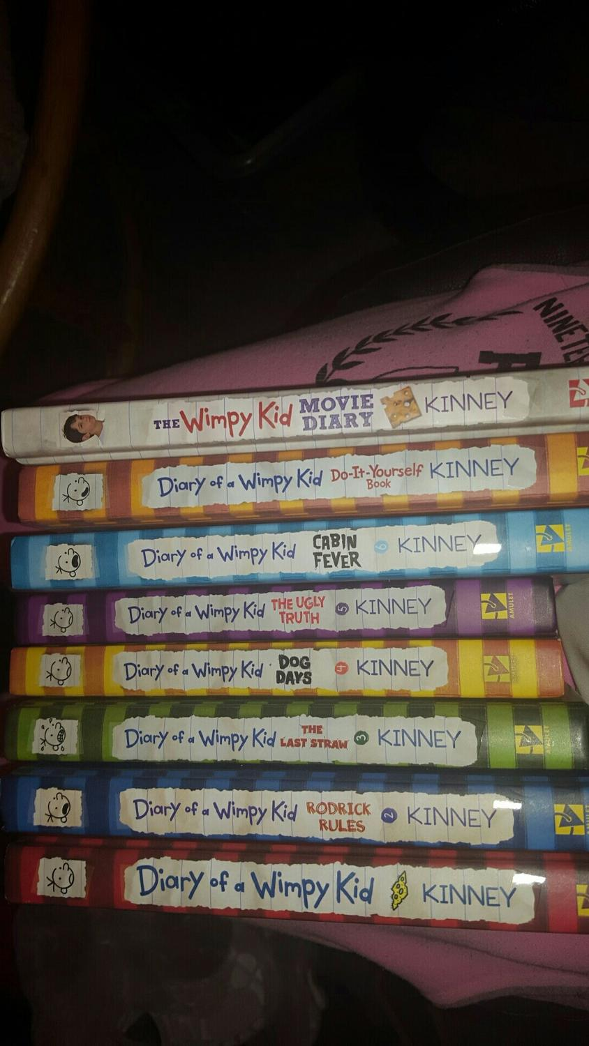 Find more diary of a wimpy kid book series for sale at up to 90 off solutioingenieria Images