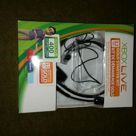 Xbox live headset (only) for sale  Canada