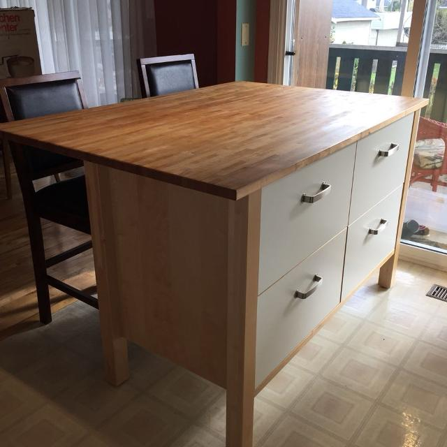 Find More Ikea Varde Kitchen Island Discontinued For