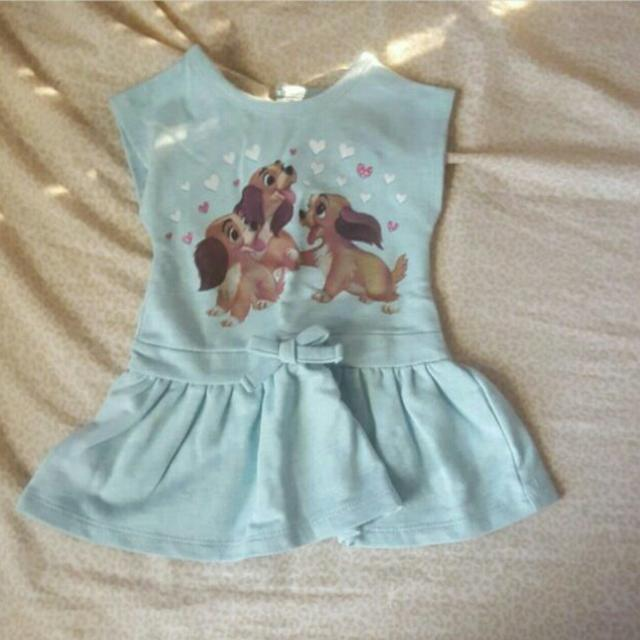 Best Disney Lady And The Tramp Baby Dress For Sale In Indio California For 2020
