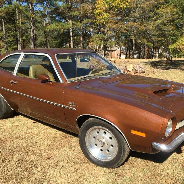 1974 Ford Pinto Lineup: Best 1972 Ford Pinto For Sale In McDonough, Georgia For 2019