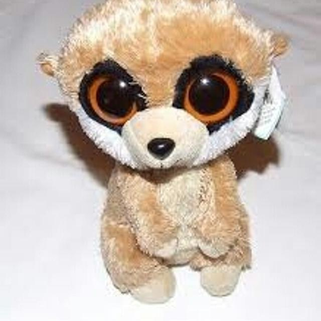 bb011ab57c8 Find more Collector Edition Ty Beanie Boo Rebel Meerkat for sale at ...