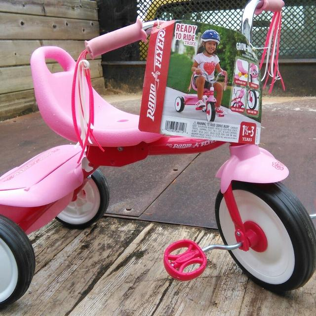 Brand new Red Rider tricycle