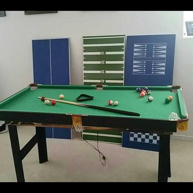 Find More Multi Game Table Wpool Electronic Air Hockeyping Pong - Electronic pool table