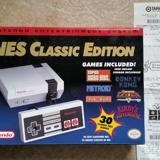 Best Nes Classic Edition For Sale In Edmond Oklahoma For 2018