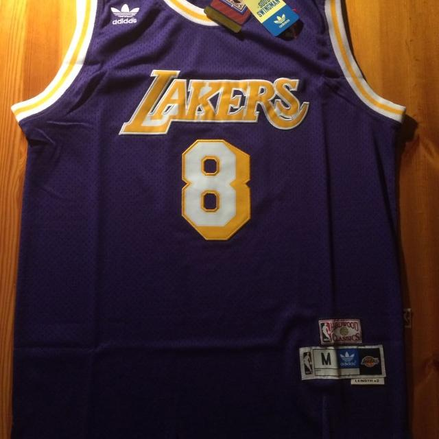 outlet store 8e66f 57cb8 Los Angeles Lakers Jersey Kobe Bryant #24 or #8