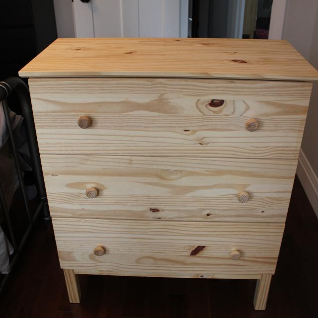 Find More Ikea Tarva 3 Drawer Dresser For Sale At Up To 90 Off
