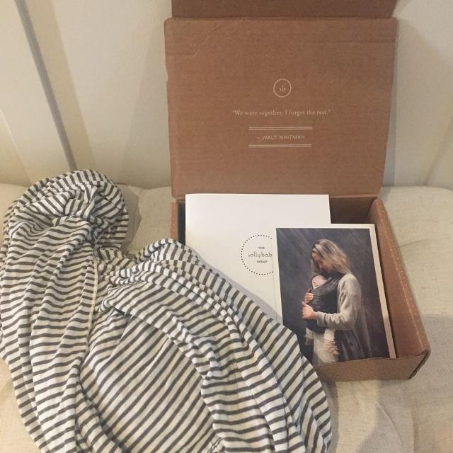 Solly Baby Wrap Brand New