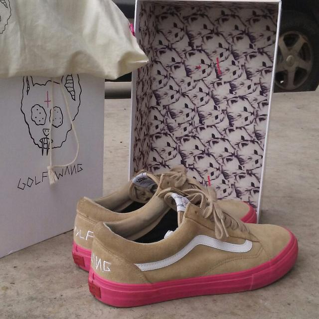 456cca074afd Best Golf Wang X Vans Size 9.5  125 for sale in Alamo Heights