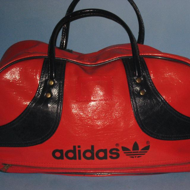 5416920d3956 Find more Vintage 1978 Adidas Gym Bag In Excellent Condition! for ...