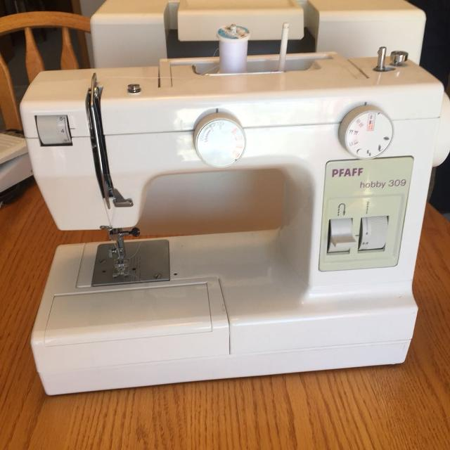 Find More Pfaff Hobby 40 Tabletop Sewing Machine 40 For Sale At Best Table Top Sewing Machine