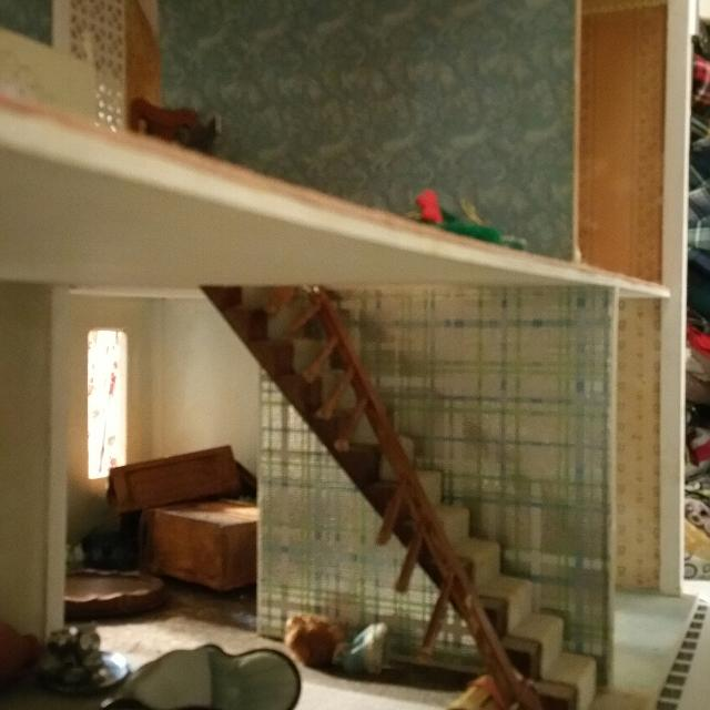 Antique dollhouse with wood Furniture - Best Antique Dollhouse With Wood Furniture For Sale In Forney, Texas