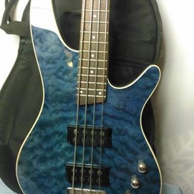 Best Ibanez Srx3exqm1 Active Bass W/gigbag for sale in Morton ...