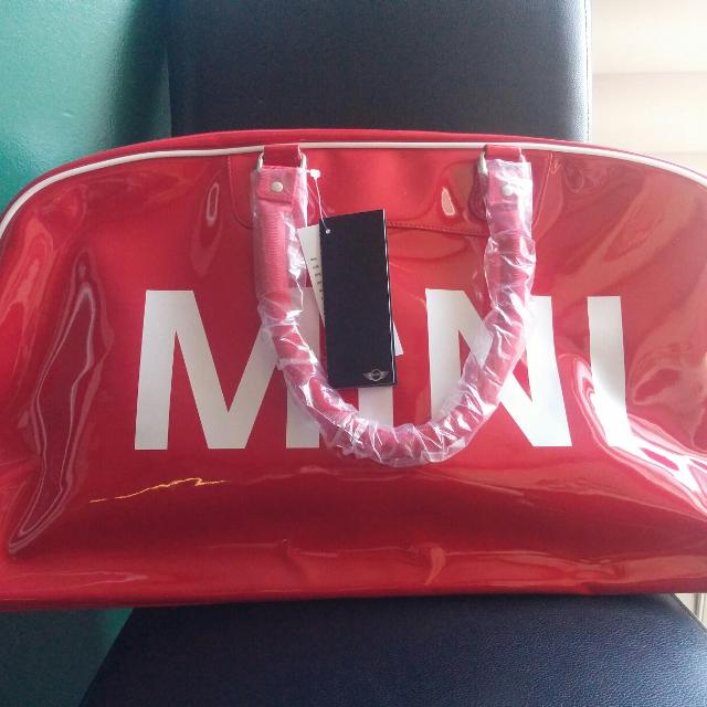 e9a7c7fa7c Find more Mini Cooper Big Duffle Bag Red for sale at up to 90% off