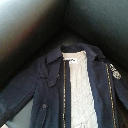 D&G cashmere jacket for boys 95-101cm for sale  Canada