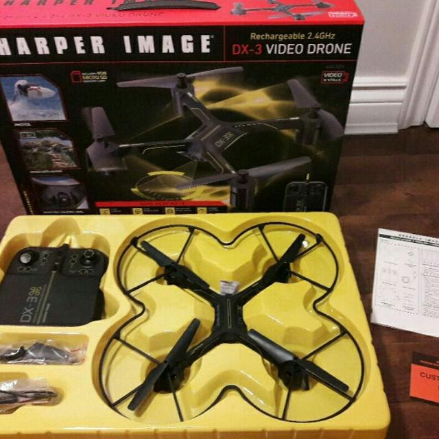 Find More Sharper Image Dx 3 Drone For Sale At Up To 90 Off