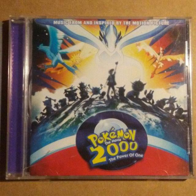 Find More Pokemon 2000 Soundtrack For Sale At Up To 90 Off
