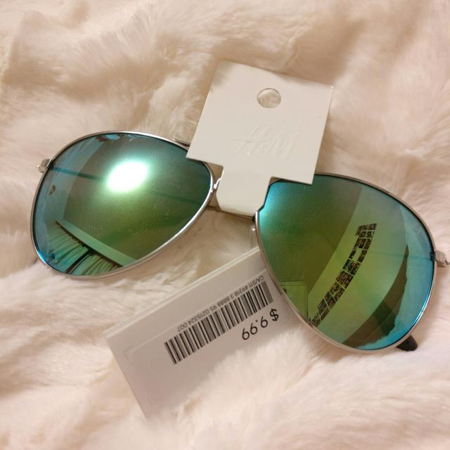 562e58e32f7a Best H&m Mirrored Aviator Sunglasses for sale in Vancouver, British  Columbia for 2019