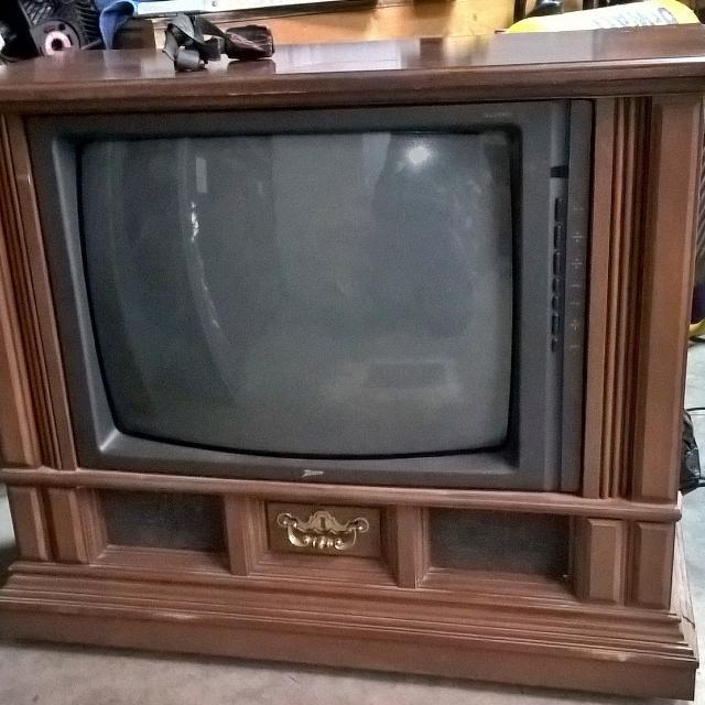 Tv in floor for Floor model tv