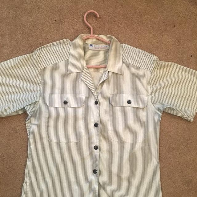 **Reduced Alfred Sung Girl Guide Dress Shirt