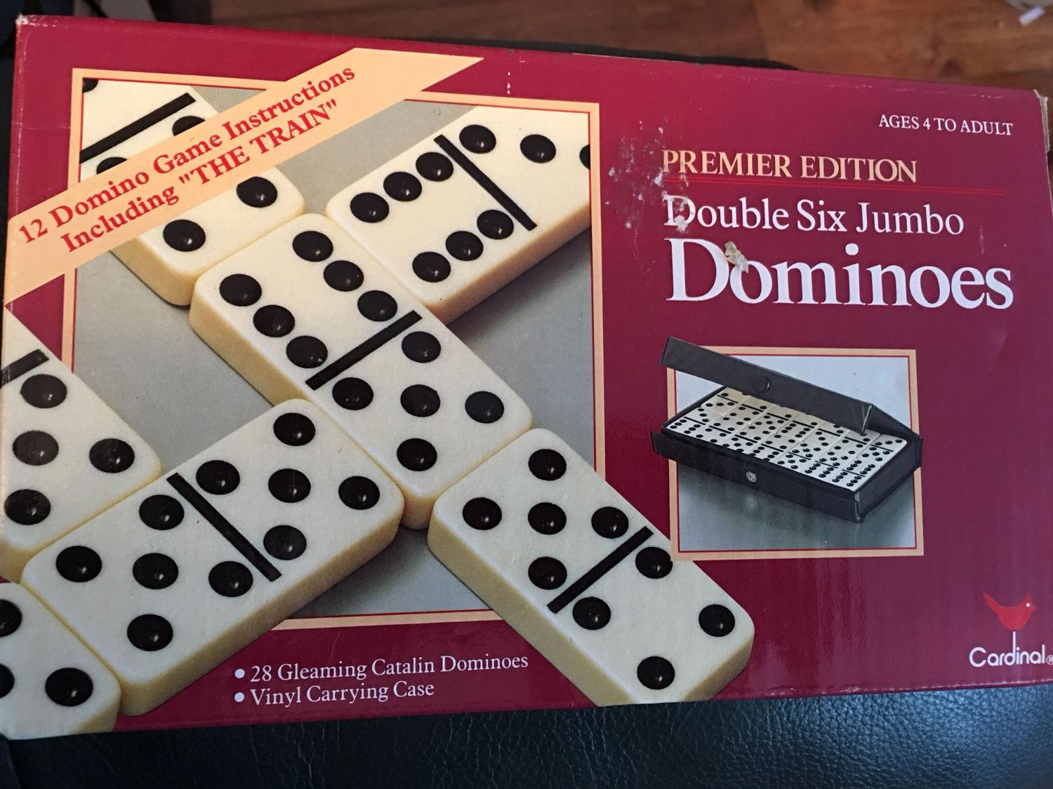 Find More Set Of Dominoes For Sale At Up To 90 Off