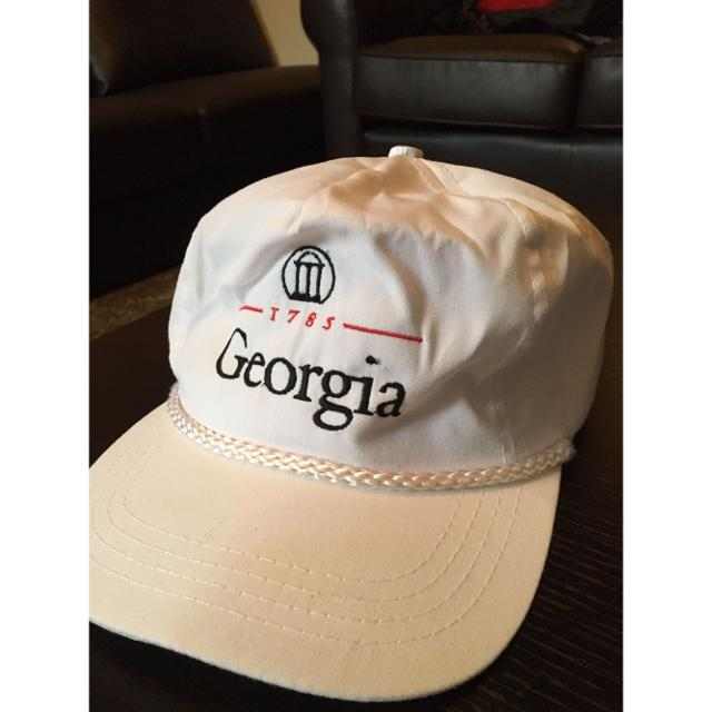 Best Vintage Uga University Of Georgia Rope Hat Rare Retro College Football  Ncaa Cap for sale in Griffin 25daaaf1318