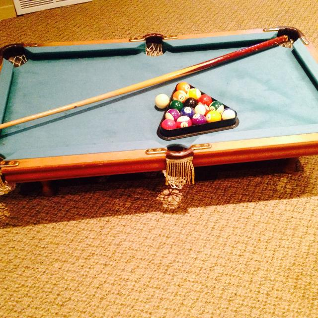 Find More Amazing Mini Pool Table For Kids Or Adults New Price - Where to buy mini pool table