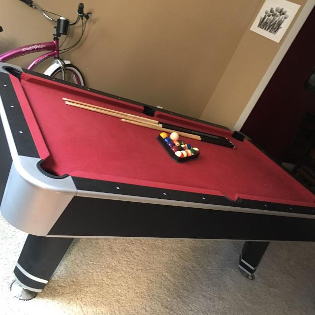 Best Pool Table For Sale In Wake Forest North Carolina For - Red top pool table