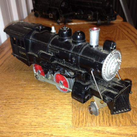 O-gauge trains for sale  Canada