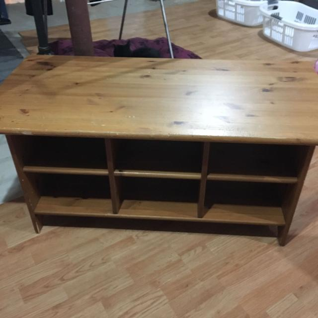 Ikea Coffee Table Cubby Holes: Find More Ikea Coffee Table With Cubbies For Sale At Up To