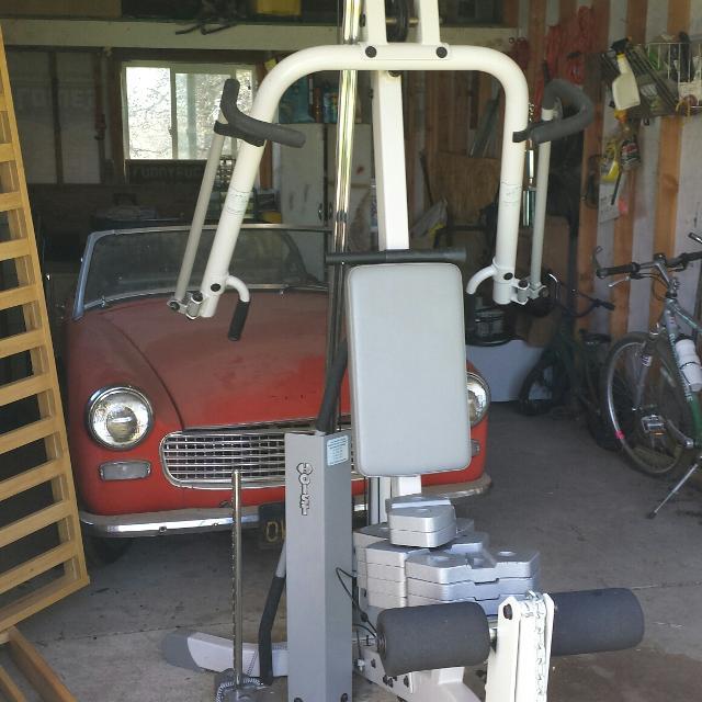 Best hoist h100 home gym for sale in el dorado county california