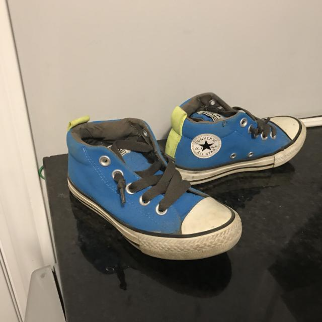 34ea1b0f96f52e Best Boys Converse High Tops Size 12 for sale in Stouffville ...