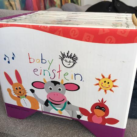 Vacation without Wi-Fi? Baby Einstein... for sale  Canada