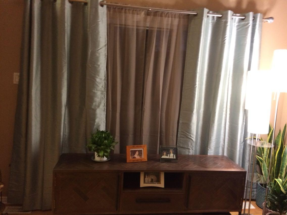 Best Curtains Sheers And Curtain Rods