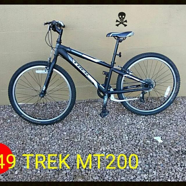 839491d0dbc Best Trek Mt200 Mtn Bike for sale in El Paso, Texas for 2019