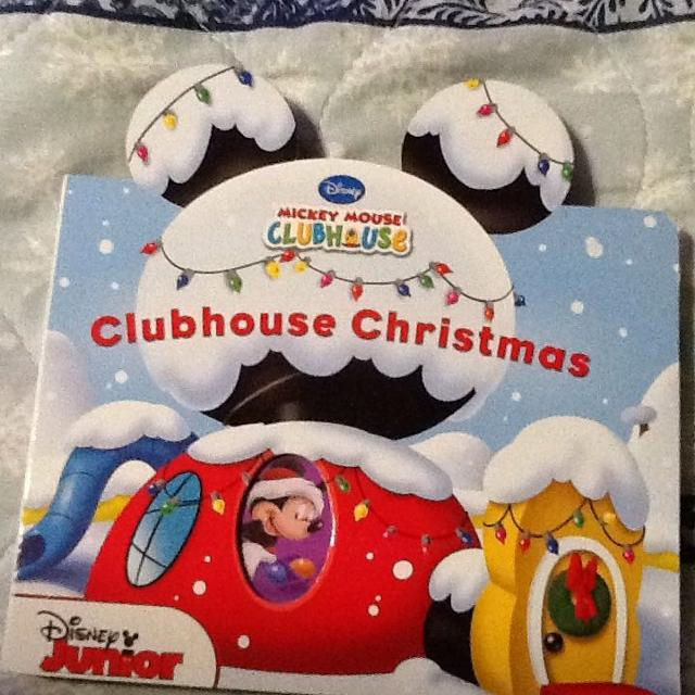 mickey mouse clubhouse clubhouse christmas disney - Mickey Mouse Clubhouse Christmas