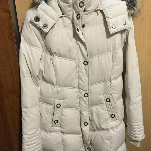 Best Ellabee Off White Winter Coat for sale in Calgary, Alberta ...