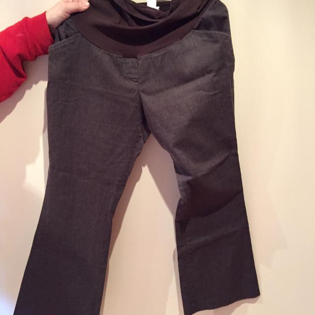 006b5bf8c22 Best Motherhood Maternity Brown Pants for sale in Dollard-Des Ormeaux