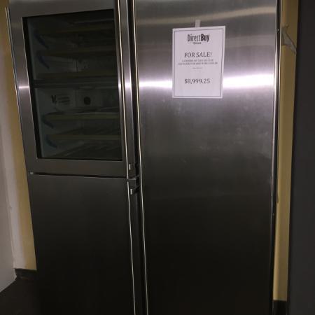 Fridge freezer wine cooler, used for sale  Canada